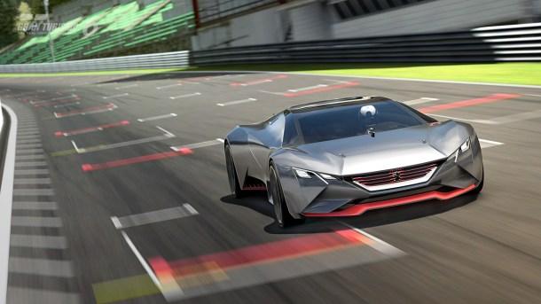 Peugeot Vision GT 8