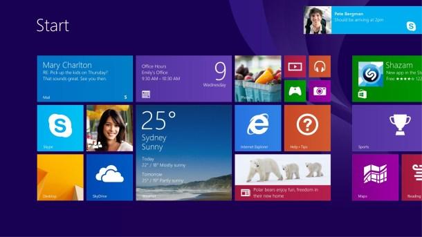 En Windows 8.1 Skype funciona muy bien y es básico, pero en Windows 10 será fundamental.