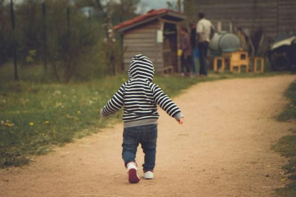 La importancia de caminar