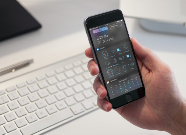 widgets para iOS