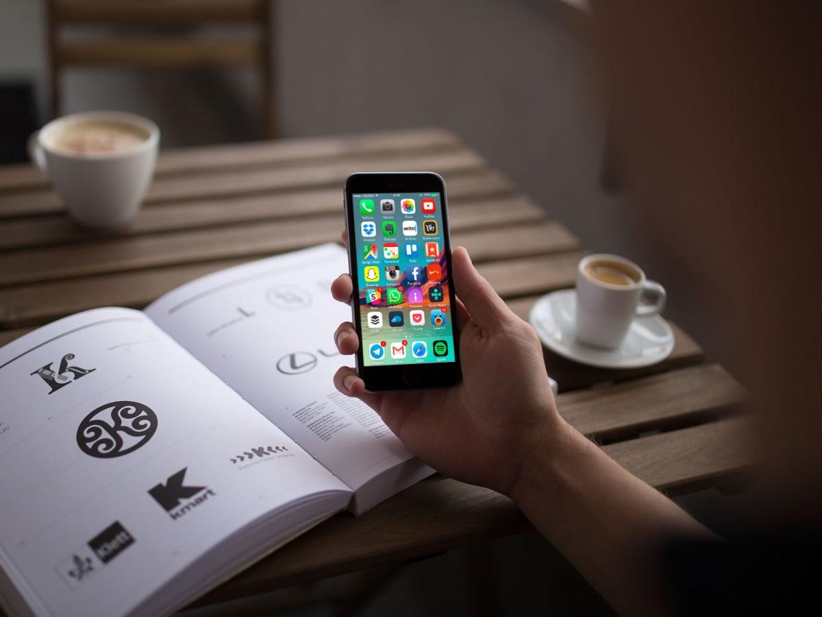 Aplicaciones para iOS