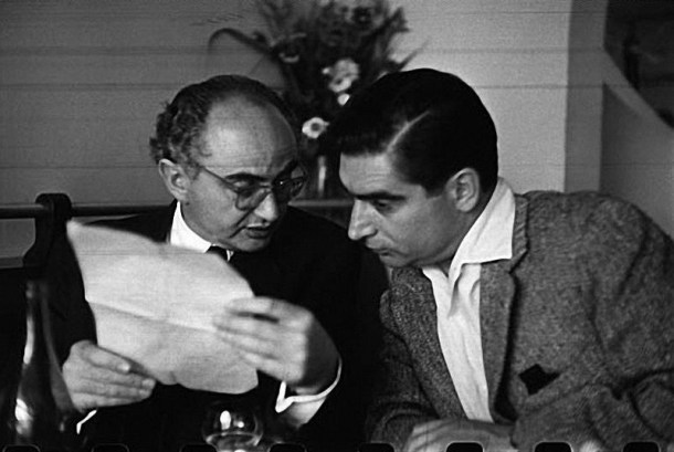 David Seymour y Robert Capa | Magnum Photos