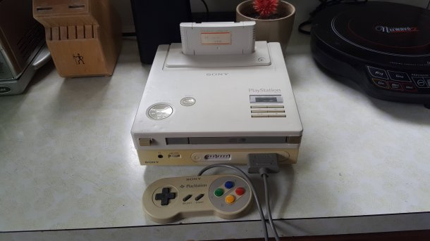 prototipo de PlayStation-2