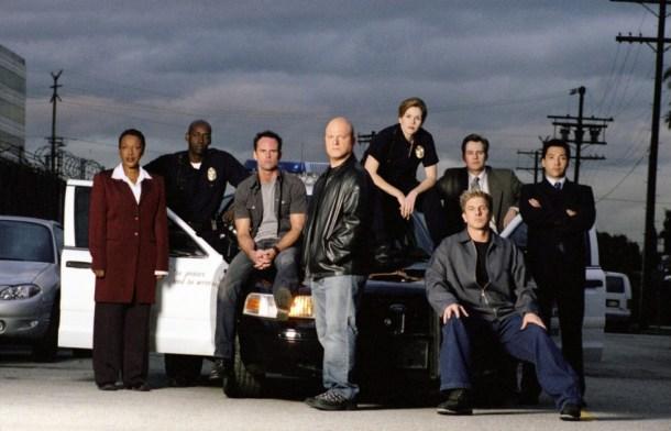 El elenco de The Shield, al completo. <a href=