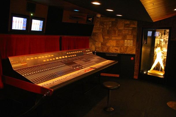 Montreux Queen Studio Experience
