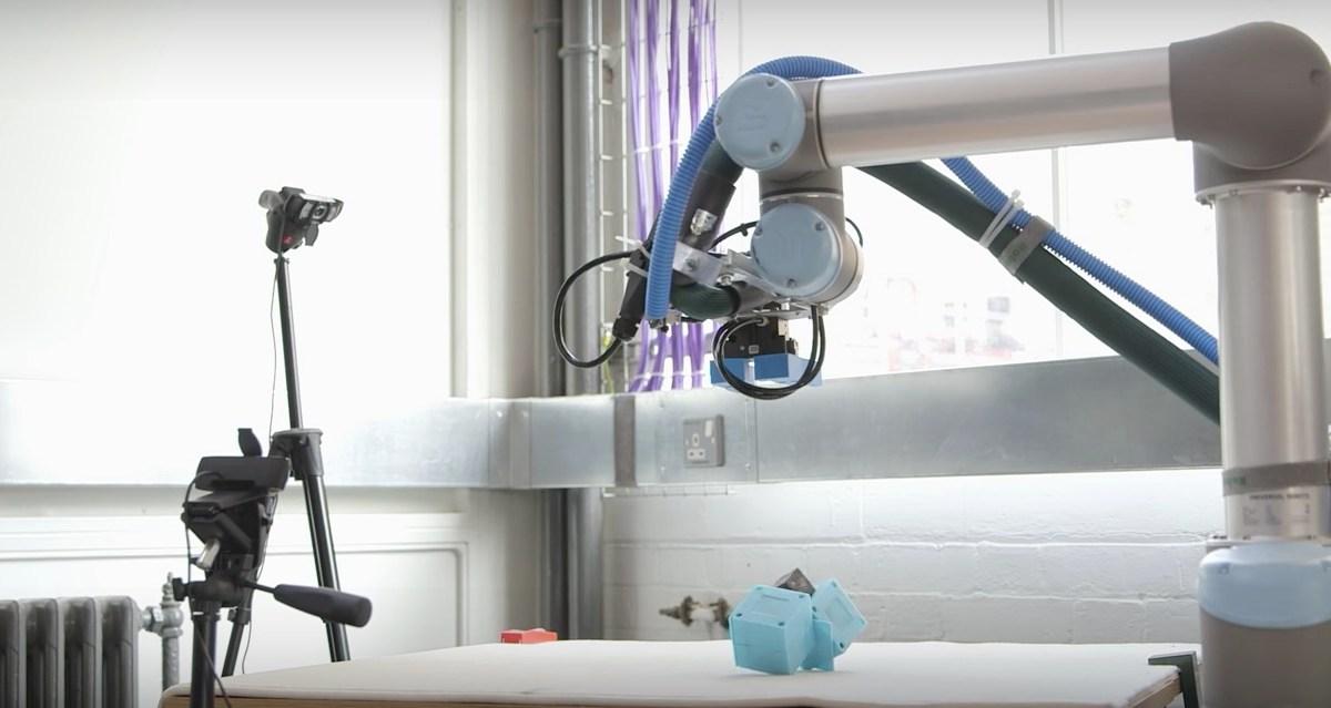 robots que evolucionan