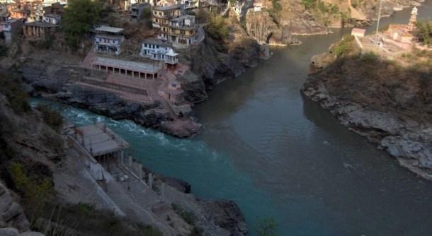 Bhagirathi-alaknanda-india