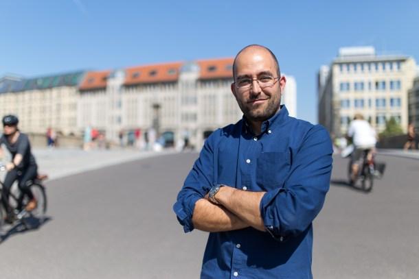 Diego Bestard - Director de Spotcap