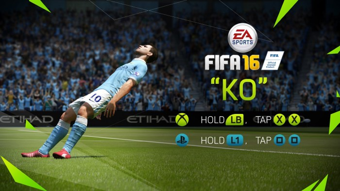 FIFA 16 32 celebración
