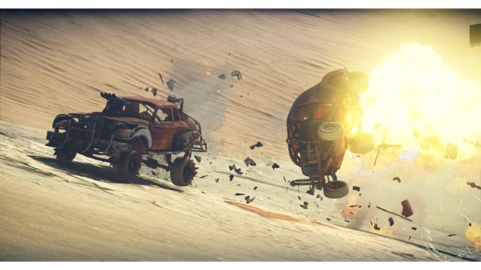 MadMax_Vehicular Combat