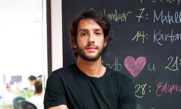 Sergio Álvarez Leiva - Fundador de CartoDB