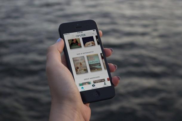 Oyster - Plataforma de vídeos en streaming