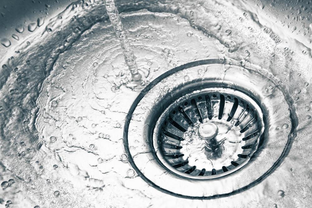 agua de grifo