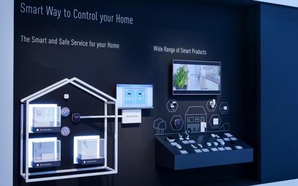 Dispositivos y sensores conectados, la clave de una smart home - IFA 2015