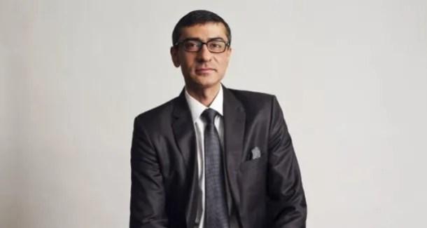 Rajeev Suri. ¿Llevaba 20 años en Nokia el líder que estaban buscando?