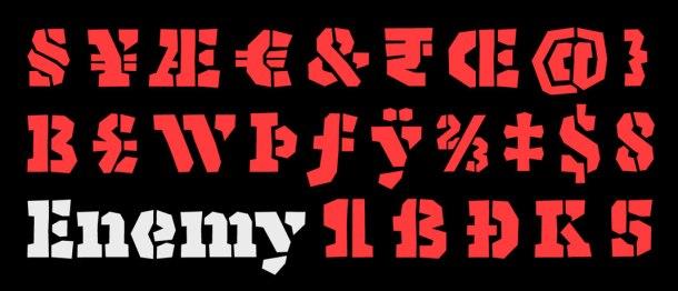 descargar tipografías