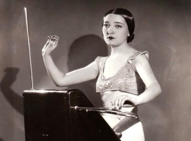 """Clara Rockmore, reconocida como la mejor """"thereminista"""".  Créditos: Toppo."""