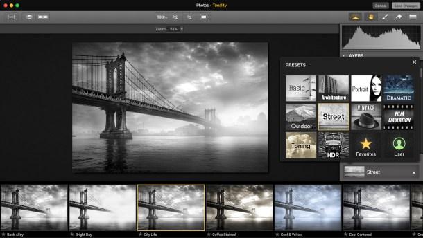 extensiones para Fotos