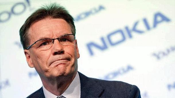 Olli-Pekka Kallasvuo, el iPhone y Android. — Principales sospechosos de la muerte de Nokia.