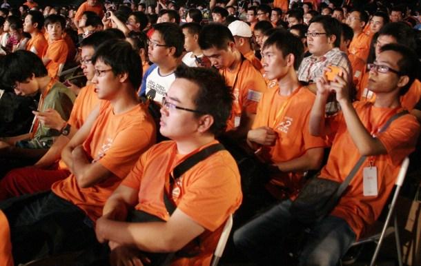 El fan de Xiaomi está orgulloso de serlo y es una de las principales herramientas de marketing de la empresa. Foto: TheNextWeb