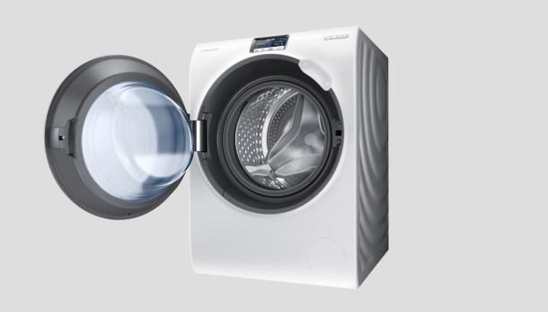 Lavadora inteligente