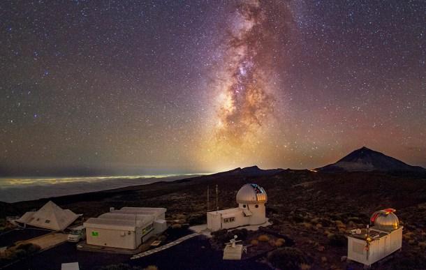 Observatorio del Teide. Daniel López | IAC