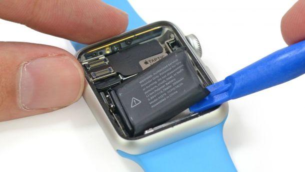 Batería del Apple Watch (c) <a href=