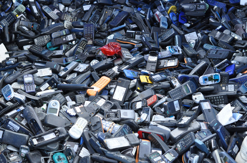 desperdicios electrónicos latinoamerica