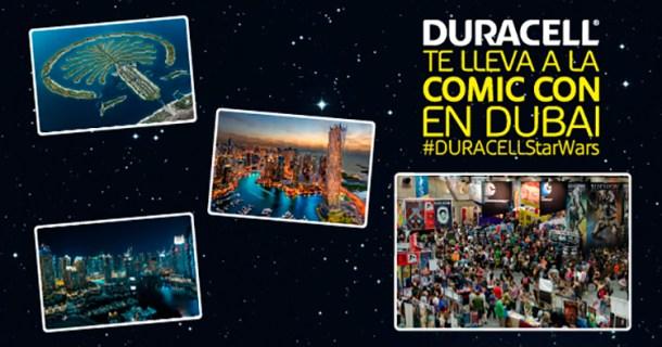 Middle East Film & Comic Con de Dubái, en abril de 2016