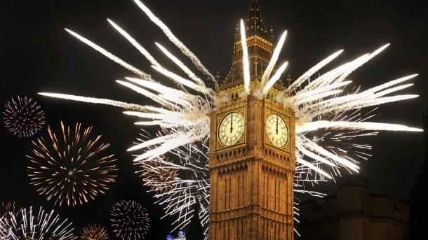 inglaterra año nuevo