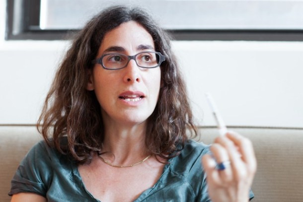 Sarah Koenig, creadora del podcast Serial