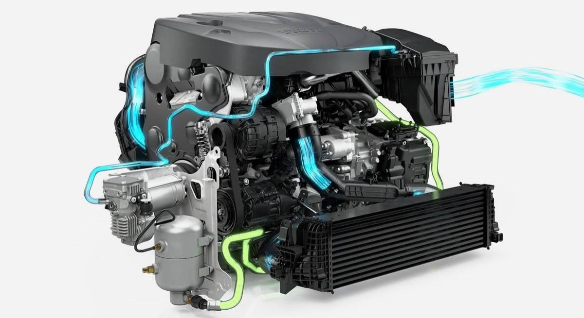motores con aire comprimido