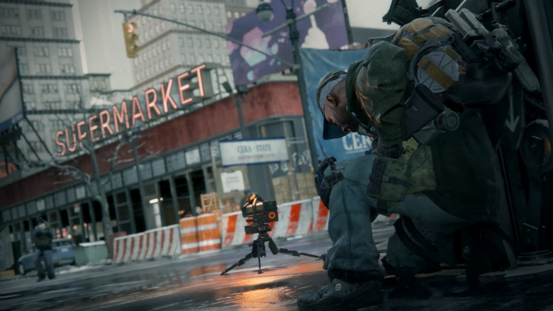 The Division 3