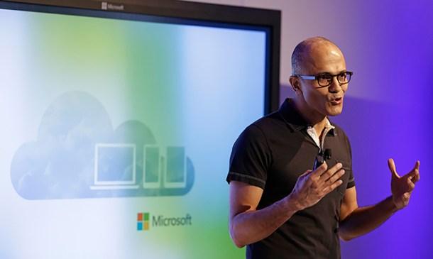 Satya Nadella / Microsoft
