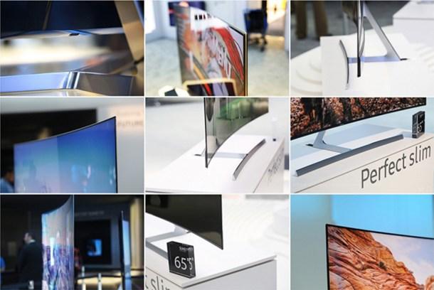 Samsung SUHD Smart TV - CES 2016