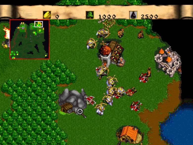 'Warcraft II: Tides of Darkness'