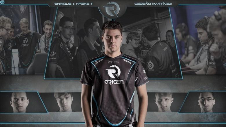 Enrique 'xPeke' Cedeño Martinez. El jugador español ya es una de las estrellas internacionales más famosas de los eSports.