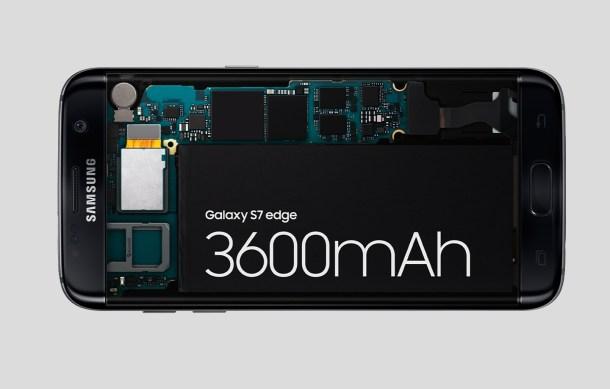 Galaxy S7 bateria 2