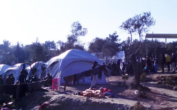 Ambiente en Moria.