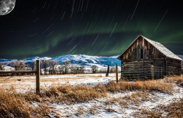 Espectacular captura de larga exposición realizada con el Canon 17-40mm f4. Fuente: CanonRumors