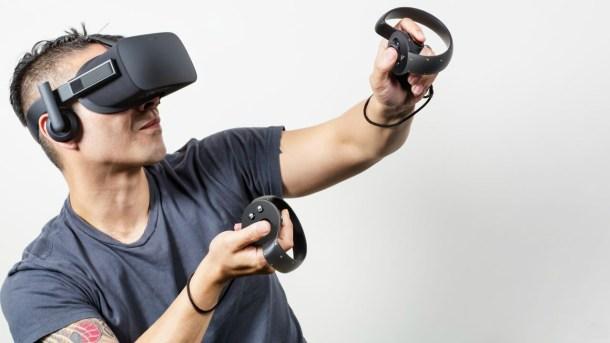 HTC Vive y Oculus Rift