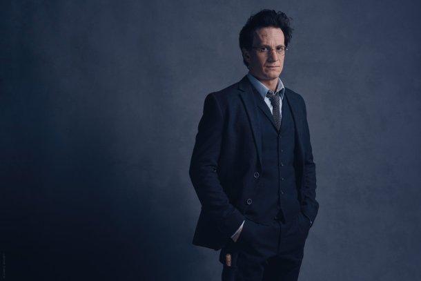 Jamie Parker como Harry Potter. <a href=