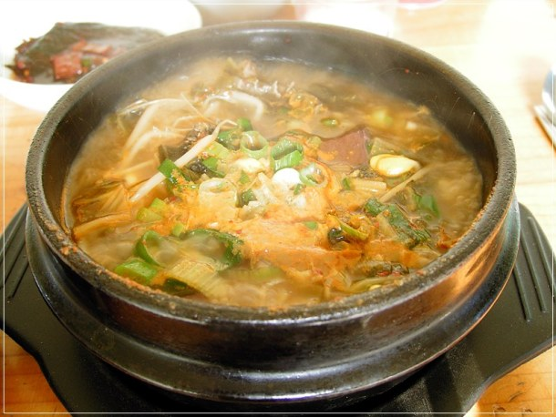 Sopa coreana para curar la resaca