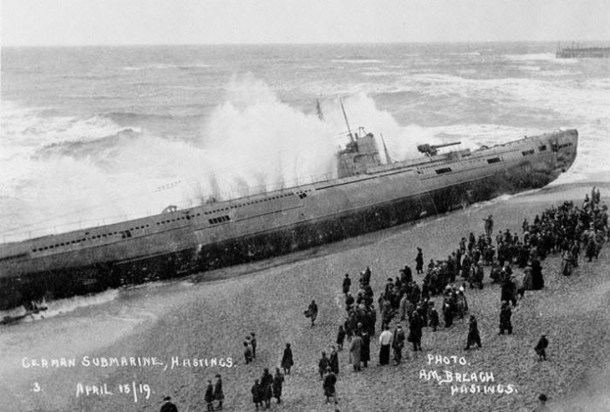 U-118 Submarino aleman