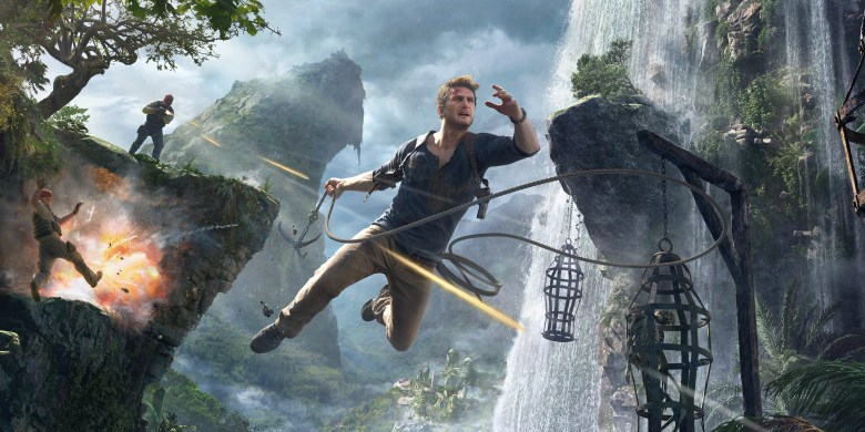 Uncharted 4 - Cabecera