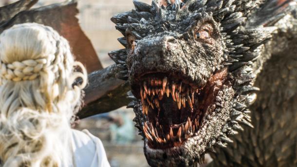 hbo game of thrones dragons daenerys juego de tronos