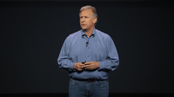 Phil Schiller tomó las riendas de las App Store hace unos meses.
