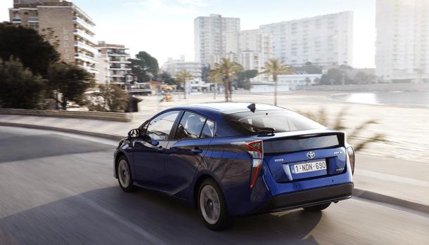 Nuevo Toyota Prius.