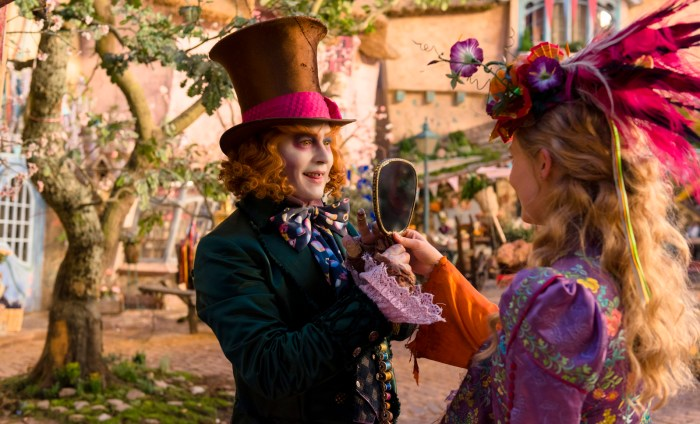 Alice In Wonderland: Through The Looking Glass