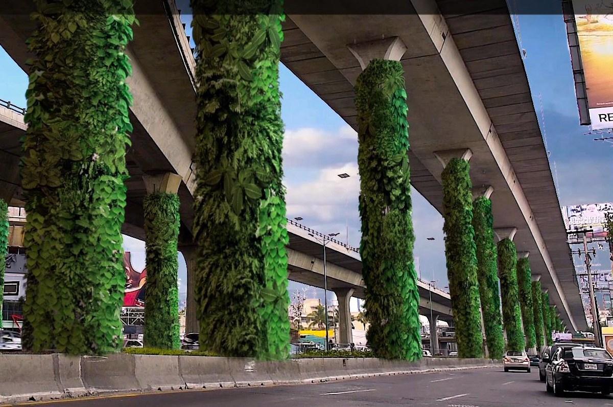 ciudad de méxico vía verde